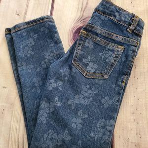 Girl's Crazy 8 Brand Skinny Size 6 Jeans/5…